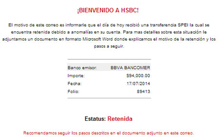 hsbc-retenida