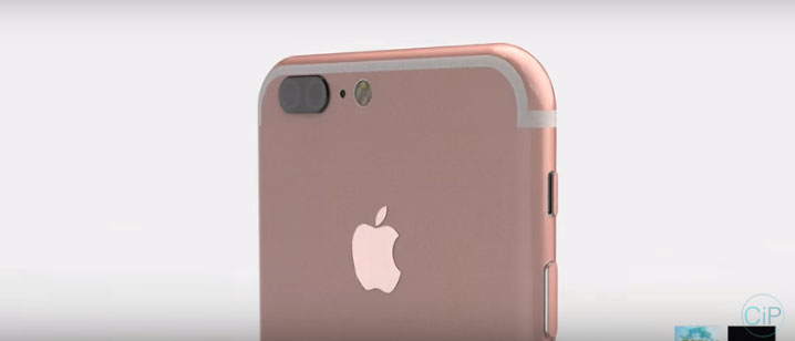 Video del iPhone 7